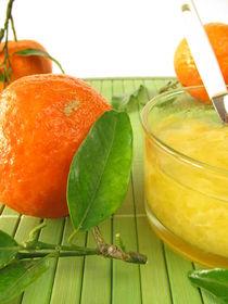 Mandarinenmarmelade von Heike Rau