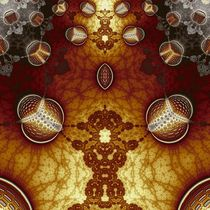 Lanterns and Lace by Mark Eggleston