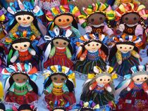 Mexican Dolls by Gustavo Canseco