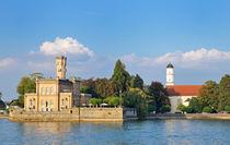 Schloss Montfort Langenargen am Bodensee Deutschland von Matthias Hauser