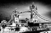 Tower Bridge art von David Pyatt