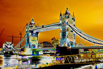 Tower Bridge art von David Pyatt