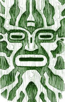 Tree-Mask1 von Robert Bodemann