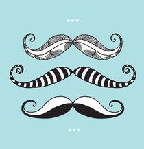Happy moustache von ninocka