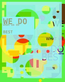 WE DO what we do best von Shakunetsu O.