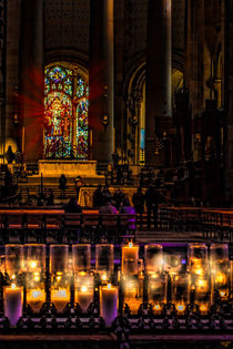 Cathedral Interior by Chris Lord