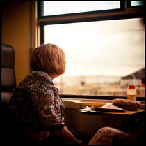 Travelling by Train is (not) always fun, Berlin by Viktoria Morgenstern