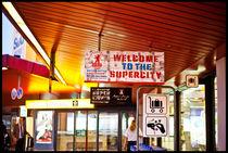 Welcome to Supercity, Berlin von Viktoria Morgenstern