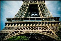 Eiffel Tower, Paris by Viktoria Morgenstern