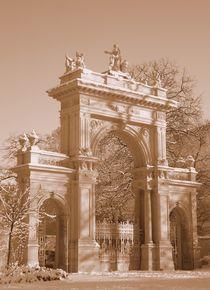 Das Tor in den Winter von Kira Homola