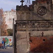 Cemetery Zossener Straße von Alexander Huber