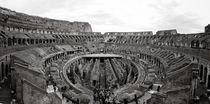 Colosseum Panorama von Günce Akkoyun