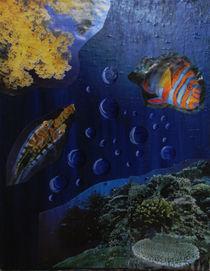 Drowning by Katarzyna Wojcik