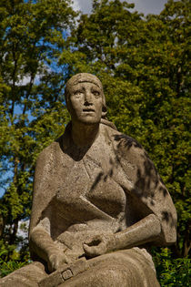 Rubble Women's memorial by Alexander Huber
