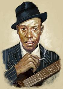 The Bluesman by Apriyadi Kusbiantoro