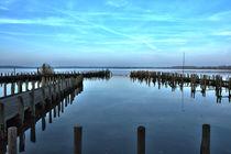 Steg am See von michas-pix