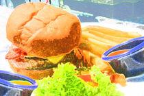 Hamburger von Angelika Wiedemeyer