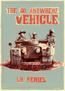 The Go Anywhere Vehicle by Filipe Goulão