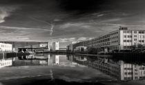 Dortmunder Hafen by Barbara  Keichel