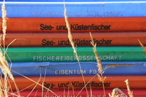 Fisherman's Boxes / Die Kisten des Fischers by Susanne Chotty