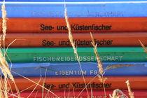 Fisherman's Boxes / Die Kisten des Fischers von Susanne Chotty