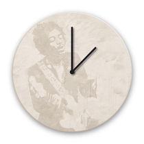 Wanduhr Hendrix von Smitty Brandner