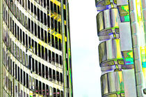 Willis Group and Lloyd's of London Abstract Art von David Pyatt