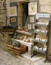 Provencal Shopping by Benoît Charon