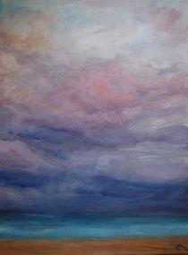 watching the clouds von Ellen Fasthuber-Huemer