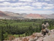 Valle Rio Hurtada von Stefan Esser