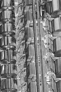 Lloyd's Building London Art von David Pyatt
