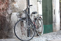 Trastevere by bicycle by Cristina Sammartano