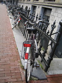 A'dam by bicycle by Cristina Sammartano