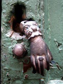 knocker by Cristina Sammartano