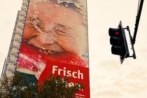 Frisch von Alexander Huber