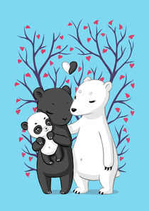 Bear Family von freeminds