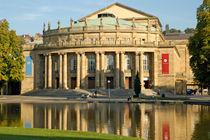Staatstheater Staatsoper Stuttgart von Matthias Hauser