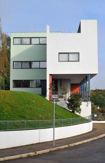 Weißenhofsiedlung Stuttgart - Haus Le Corbusier von Matthias Hauser