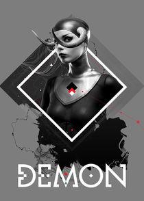 Demon by Anthony Neil Dart