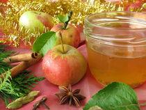 Apfelgelee mit weihnachtlichen Gewürzen von Heike Rau