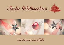 Frohe Weihnachten von Sandra Rösch