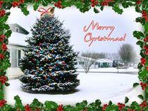 Merry Christmas Tree von skyler