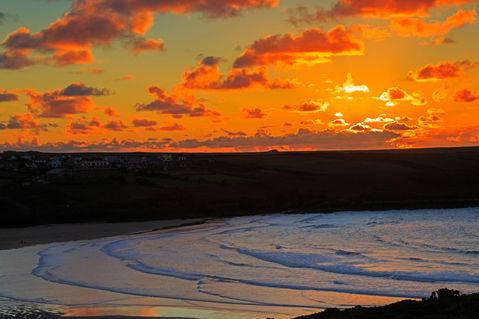 Pentire-point-sunset0587