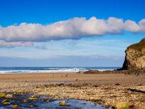 Beach Walk von Louise Heusinkveld