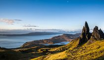 The old Man of Storr pinnacle on the Isle of Skye von Maciej Markiewicz