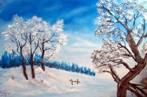 Winterimpression von Vera Markgraf