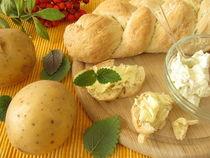 Kartoffelzopf von Heike Rau