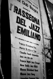 Italian Jazz 1950 von digitalbee