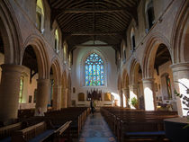 St Mary's Church, Rye, Sussex by Louise Heusinkveld