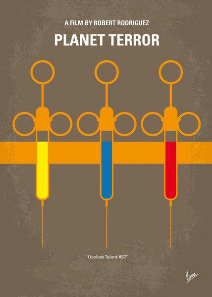 No165-my-planet-terror-minimal-movie-poster